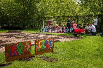 Bienvenue au jardin RVS Grows!